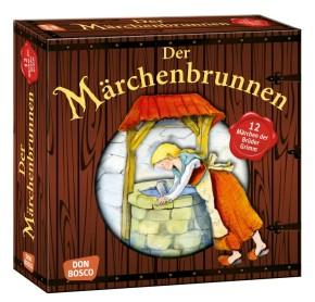 Der Märchenbrunnen - 12 Märchen der Brüder Grimm