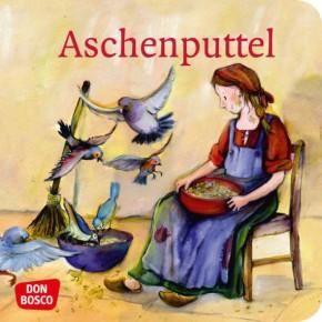 Aschenputtel. Mini-Bilderbuch.