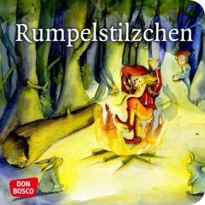 Rumpelstilzchen. Mini-Bilderbuch.
