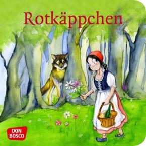Rotkäppchen. Mini-Bilderbuch.