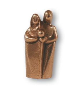 Krippen-Skulptur Heilige Familie