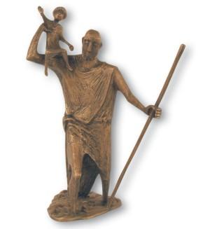 Christophorus Figur
