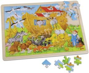 Holzpuzzle - Arche Noah