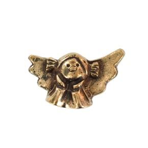 Handschmeichler: Engel mit Zöpfen