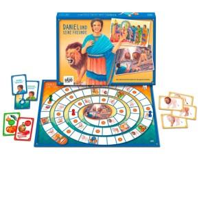 Gesellschaftsspiel - Daniel und seine Freunde