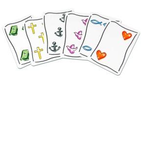 Kartenspiel SPEED - Die christliche Variante