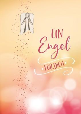 Klappkarte Ein Engel für dich