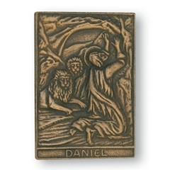 Namensplakette Daniel