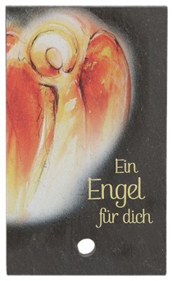 Schieferrelief Ein Engel für dich
