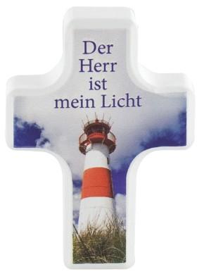 Handschmeichlerkreuz: Der Herr ist mein Licht