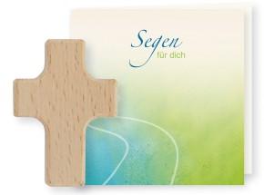Holzhandschmeichler Kreuz