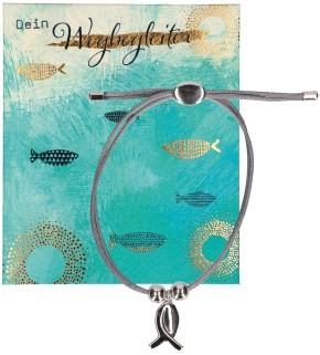 Textil-Armband - Dein Wegbegleiter