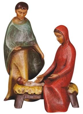Figurengruppe Heilige Familie