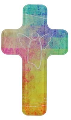 Acrylglas-Kinderkreuz Ein Engel für dich
