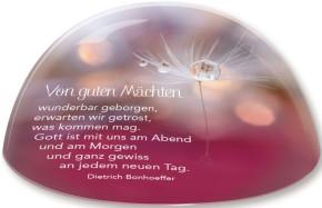 """GlasMoment """"Von guten Mächten"""""""