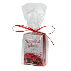Schafmilch-Seife - Rose