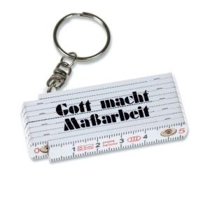 Schlüsselanhänger - Mini-Zollstock