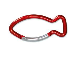 Schlüsselanhänger - Karabinerhaken