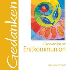 Glückwunsch zur Erstkommunion