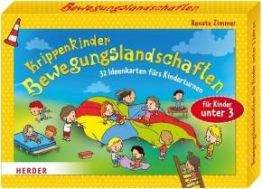Krippenkinder - Bewegungslandschaften