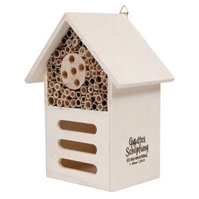 Bienen- und Schmetterlingshotel