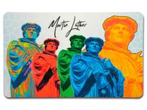 Frühstücksbrettchen - Martin Luther