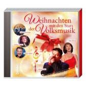 Weihnachten mit den Stars der Volksmusik, 1 Audio-CD