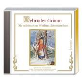 Gebrüder Grimm - Die schönsten Weihnachtsmärchen, Audio-CD