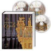 Die schönsten Orgeln, m. 3 Audio-CD