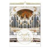 Orgeln 2022, m. 1 Audio-CD
