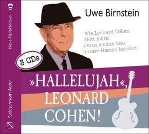 »Hallelujah«, Leonard Cohen!, 2 Audio-CD