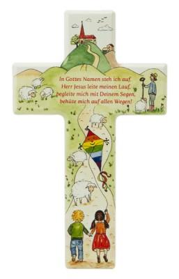 Kinderkreuz In Gottes Namen steh ich auf …