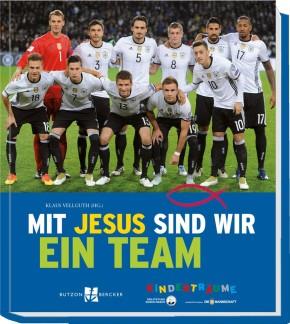 Mit Jesus sind wir ein Team