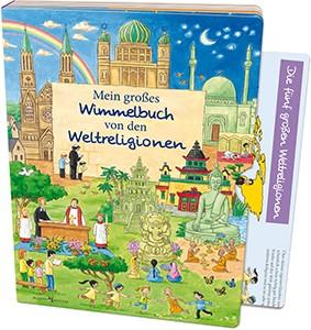 Mein großes Wimmelbuch von den Weltreligionen
