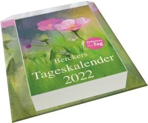 Berckers Tageskalender 2022