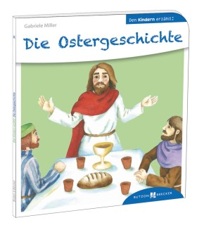 Die Ostergeschichte den Kindern erzählt