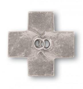 Ehekreuz aus Neusilber